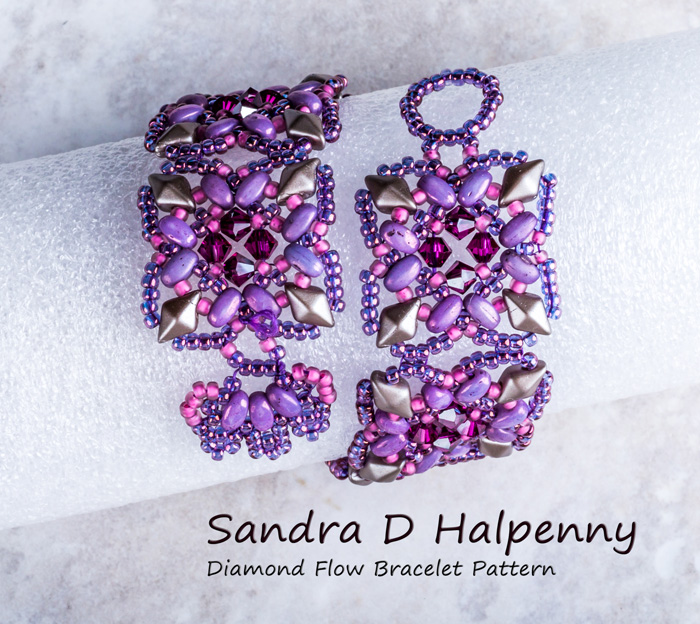 Sandra D Halpenny Bead Weaving Patterns