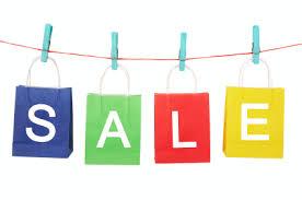 It's Sale time